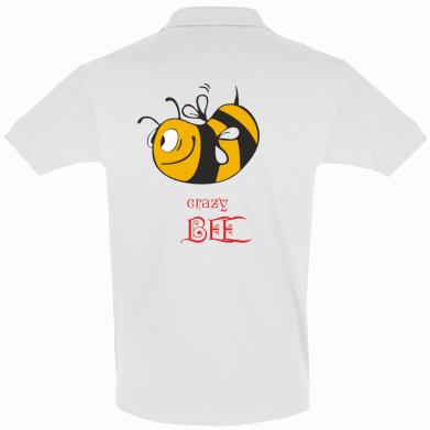 Купити Футболка Поло Шалена бджілка