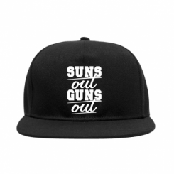 Снепбек Suns out guns out