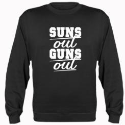 Реглан Suns out guns out