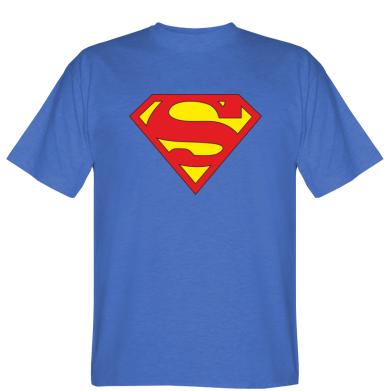 Футболка Superman трехцветный