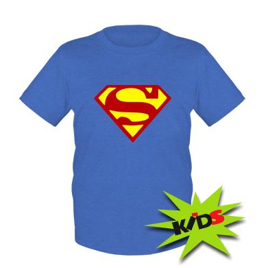 Дитяча футболка Superman