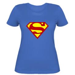 Купити Жіноча футболка Superman