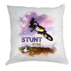 Подушка Suzuki Art Stunt Star