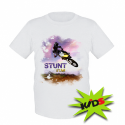 Дитяча футболка Suzuki Art Stunt Star