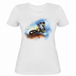 Жіноча футболка Suzuki Art