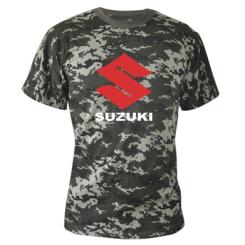 Купити Камуфляжна футболка Suzuki