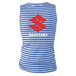 Купити Майка-тільняшка Suzuki