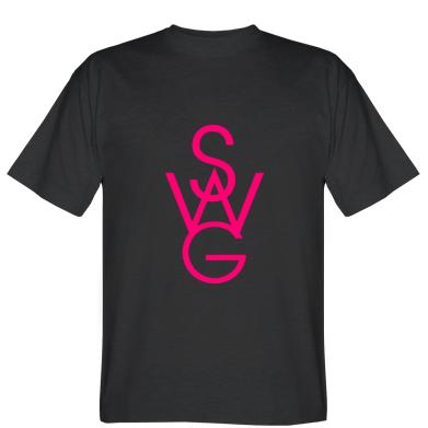 Футболка Swag logo