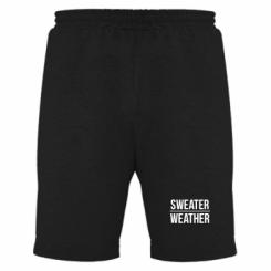 Чоловічі шорти Sweater   Weather
