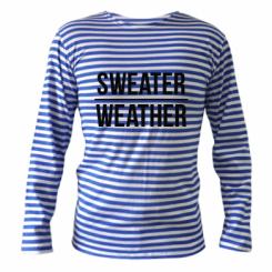 Тільник з довгим рукавом Sweater | Weather