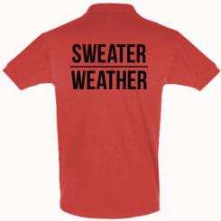 Футболка Поло Sweater | Weather