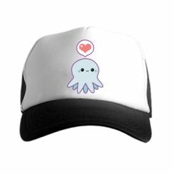 Кепка-тракер Sweet Octopus