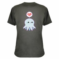 Камуфляжна футболка Sweet Octopus