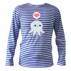 Тільник з довгим рукавом Sweet Octopus