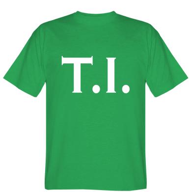 Футболка T.I.