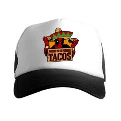 Кепка-тракер Tacos