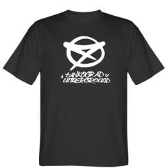 Футболка Tankograd Underground Logo