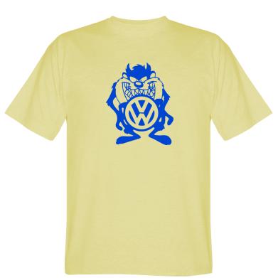 Футболка Тасманійський диявол Volkswagen