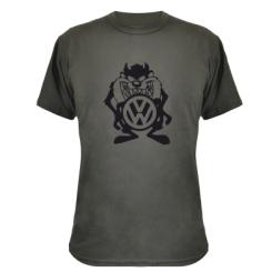 Камуфляжна футболка Тасманійський диявол Volkswagen