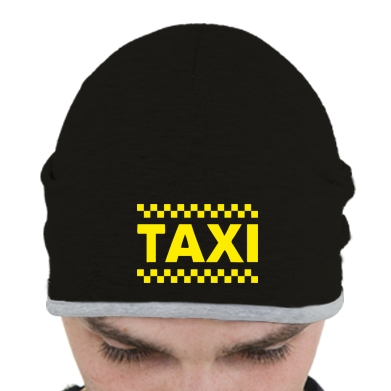 Шапка TAXI