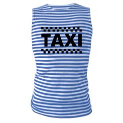 Купити Майка-тільняшка TAXI