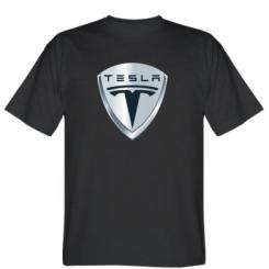 Футболка Tesla Corp