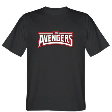 Футболка The Avengers Vintage