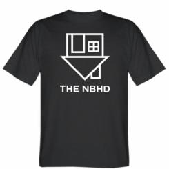 Футболка THE NBHD Logo