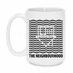 Кружка 420ml The Neighbourhood Waves