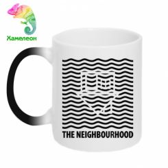 Кружка-хамелеон The Neighbourhood Waves
