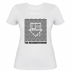 Жіноча футболка The Neighbourhood Waves