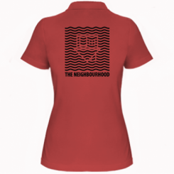 Жіноча футболка поло The Neighbourhood Waves