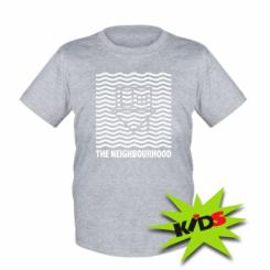 Дитяча футболка The Neighbourhood Waves