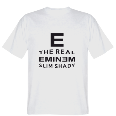 Футболка The Real Slim Shady
