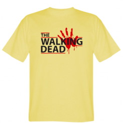 Футболка The Walking Dead logo