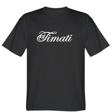 Футболка Тіматі-Black Star