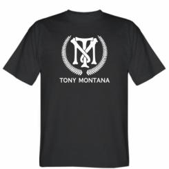Футболка Tony Montana Logo