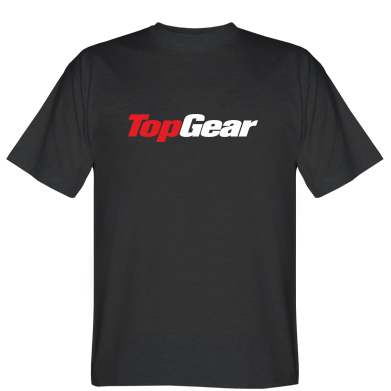 Футболка Top Gear
