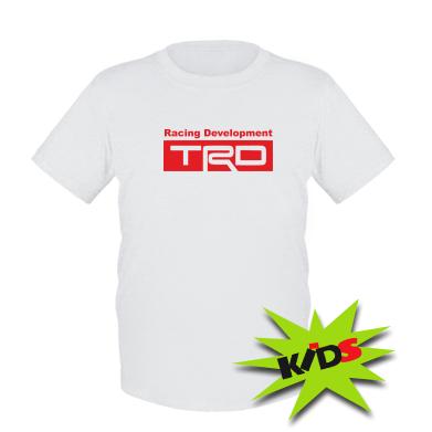Купити Дитяча футболка TRD