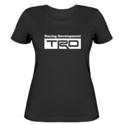 Купити Жіноча футболка TRD