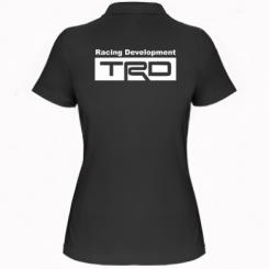 Купити Жіноча футболка поло TRD