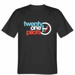 Футболка Twenty One Pilots Logo