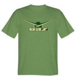 Футболка UAZ Лого