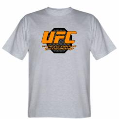 Футболка UFC 2