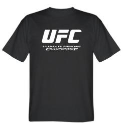Футболка UFC