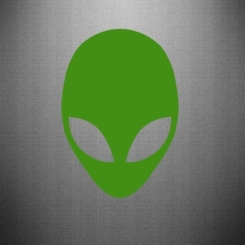 Наклейка UFO logo
