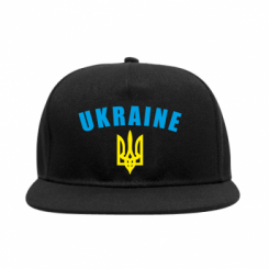 Снепбек Ukraine + герб
