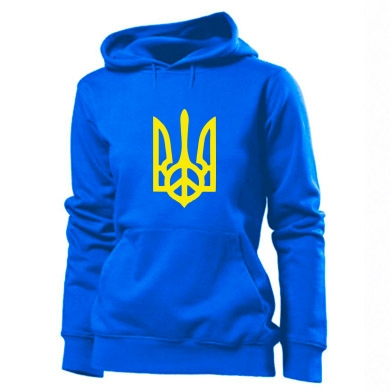 Толстовка жіноча Ukraine Peace