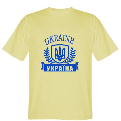 Футболка Ukraine Україна