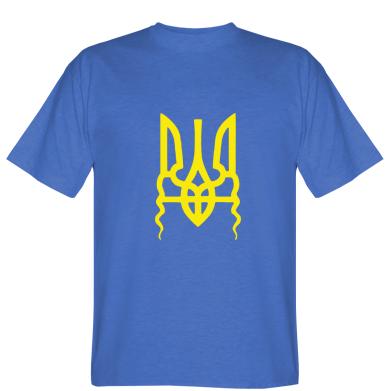 Футболка Український герб з вусами